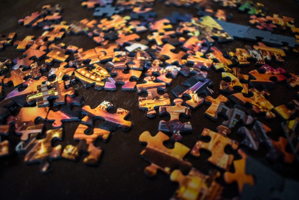 le puzzle de la réussite